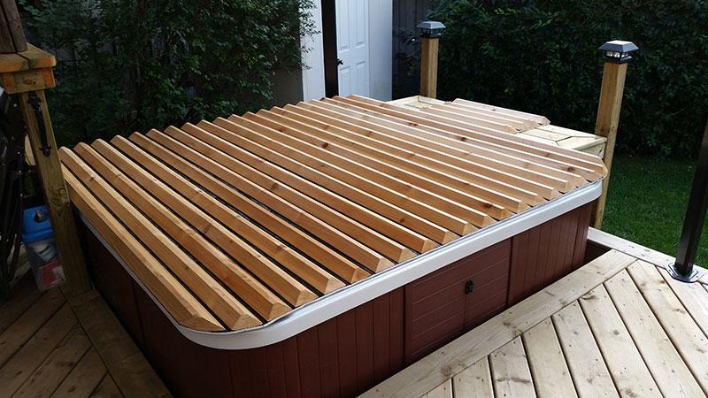 Image Spa Hot Tub Cover