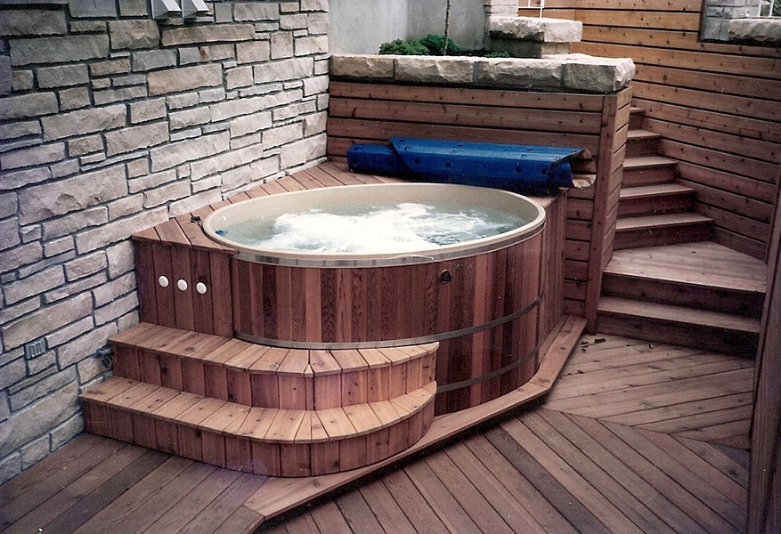 Indoor Hot Tubs Canadian Hot Tubs