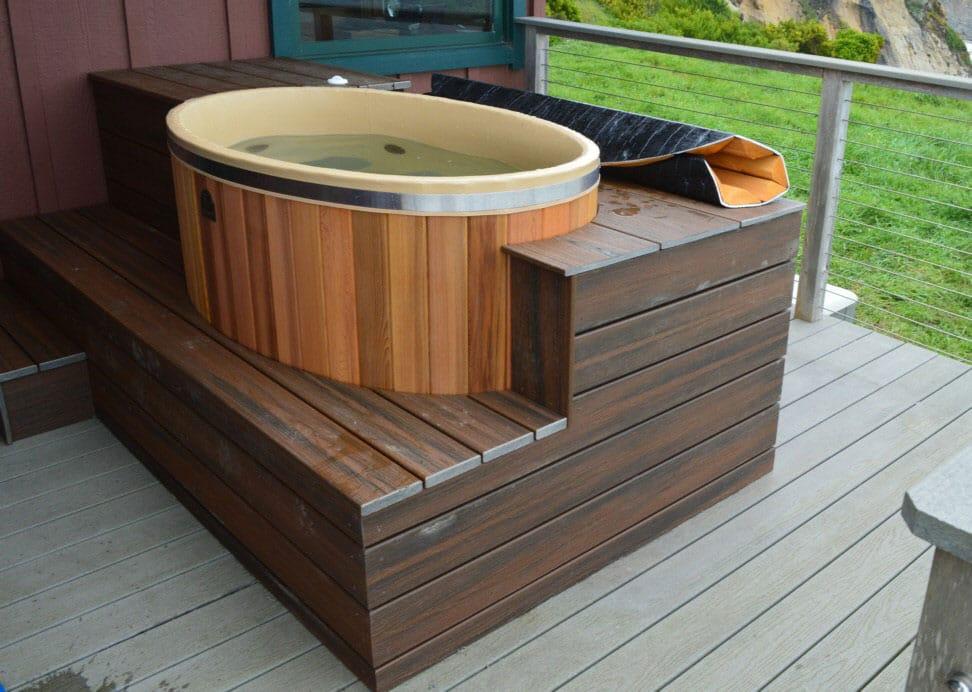 Cedar Hot Tubs - Canadian Hot Tubs